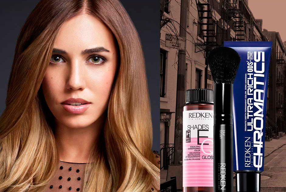 Sombre Website redken